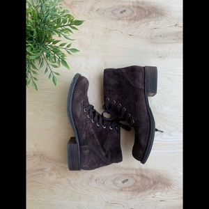 Sam Edelman brown boots